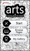 arts Coloring Book for Adults - screenshot thumbnail 03