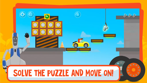 Doctor McWheelie: Logic Puzzles for Kids under 5 android2mod screenshots 6