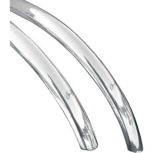 Tanaka Traditional 700x45mm Stainless Steel Fender Set