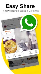 Helo - Daily Updates of Status, Videos & Trends APK screenshot thumbnail 7