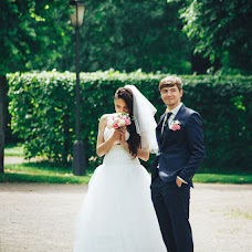 Wedding photographer Evgeniy Oparin (EvgeniyOparin). Photo of 25.08.2017