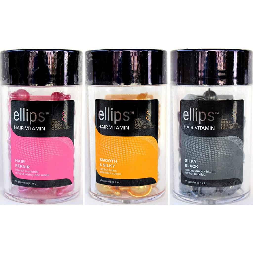 Ellips Hair Vitamin PRO keratin Complex