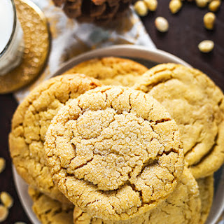 The Best Chewy Café-Style Peanut Butter Cookies.