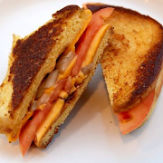 Lucy's Grilled Cheese (Vegetarian)