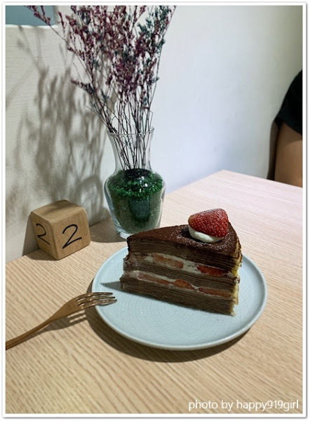 高雄 先生sensei。秉持職人手作精神 / 每日限量千層蛋糕