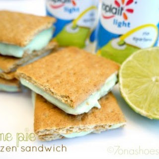 Yoplait® Yogurt Key Lime Pie Frozen Sandwich