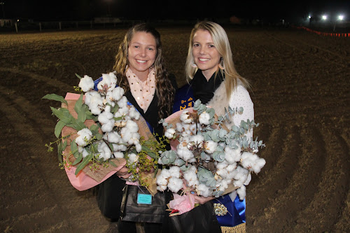 Emily Shearin and Gerri Cruckshank were named Junior and Senior Showgirl respectively at the Wee Waa Show on Friday night.