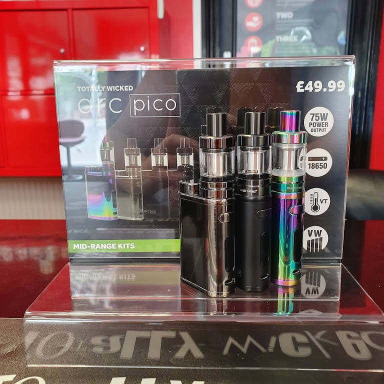 Totally Wicked Electronic Cigarettes Cardiff - Vaporizer Store
