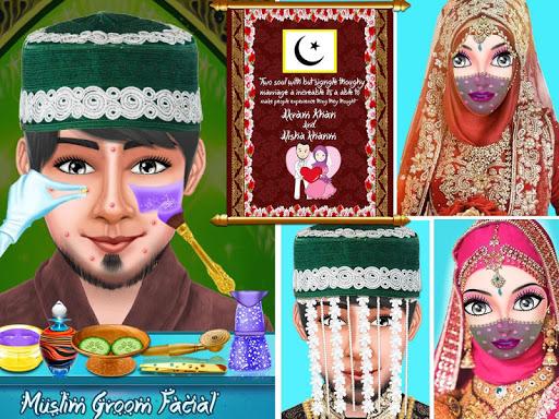 Muslim Hijab Wedding Girl Arranged Marriage Game 1.0.2 screenshots 4