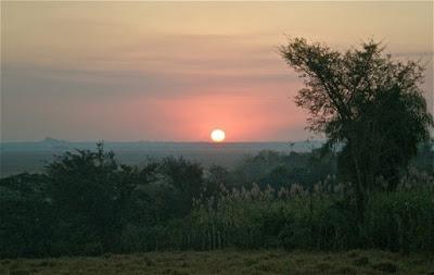 Paraguay di Ambra