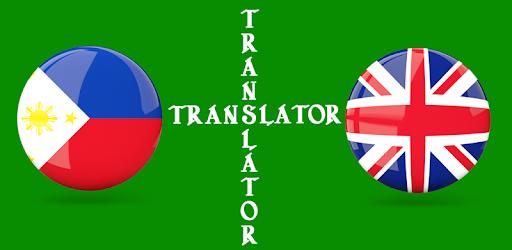 Filipino English Translator - Apps on Google Play