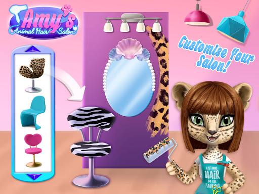 Amy's Animal Hair Salon - Cat Fashion & Hairstyles 4.0.50003 screenshots 22