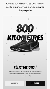 Nike Run Club Capture d'écran