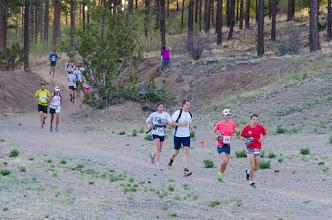 Photo: Near the underpass; Jemez Mountains Trail Run