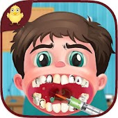 Dentist Games Cleanup Teeth