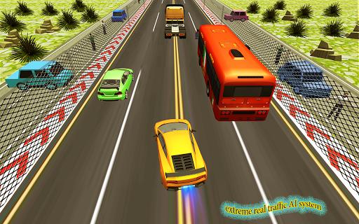 Highway Race 2018: Endless Racing car games 1.0 screenshots 5