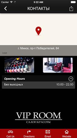 VIP ROOM - Салон Красоты 4.4.18 screenshot 957384