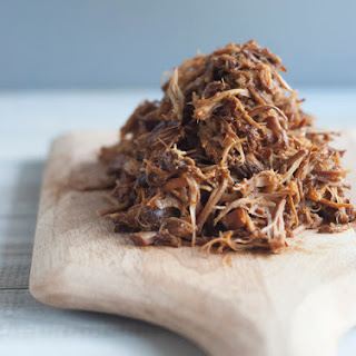 Asian Style Slow Cooker Pulled Pork.