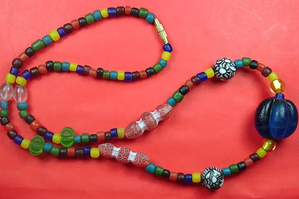 Ancient Bead Neckless