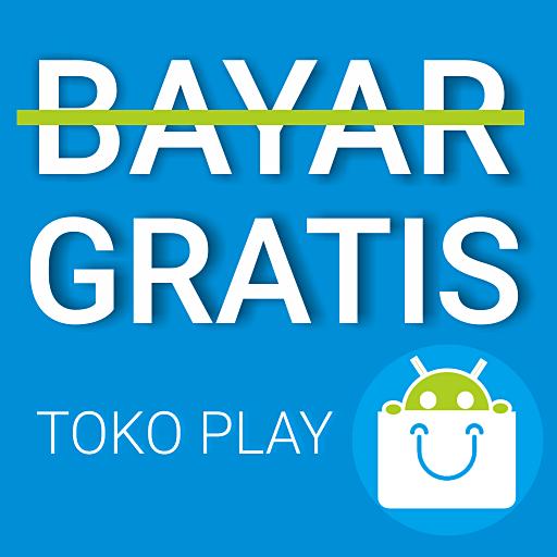 TOKO PLAY - Diskon Apps & Games 100% Gratis