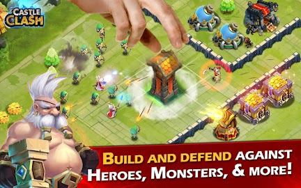 Castle Clash: Age of Legends Captura de pantalla 3