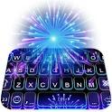 Coolfirework Keyboard Theme icon