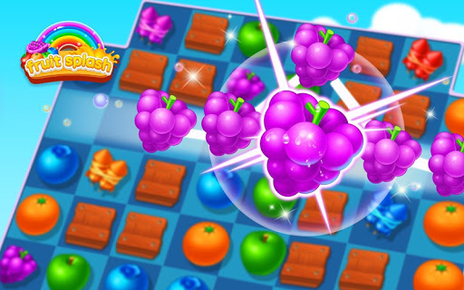 Fruit Link - Line Blast apktram screenshots 6