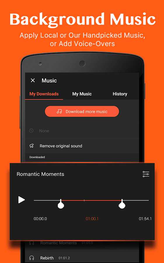 VideoShow - Video Editor, Video Maker, Music, Free - Android Apps on Google Play