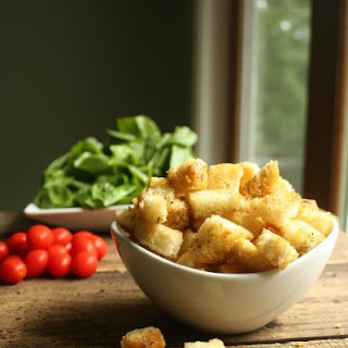 How to Make Croutons.