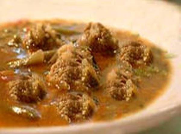 Albondigas (mexican Meatball Soup) Recipe