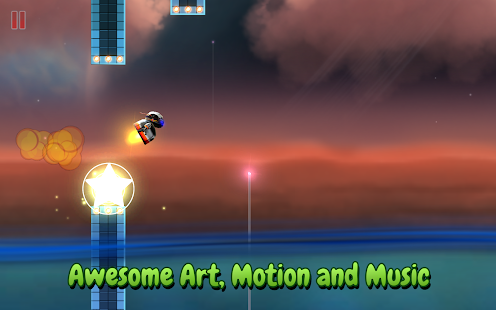Galaxy Groove Screenshot