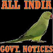 GOVT NOTICES - SSC, UPSC, IBPS