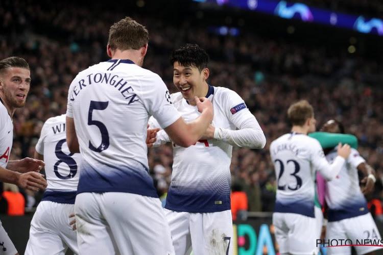 L'équipe de la semaine en Champions League : avec Vertonghen