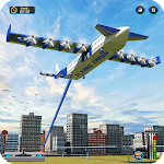 Flying Train Simulator 2018 Futuristic Train Games 1.0