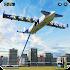Flying Train Simulator 2018 Futuristic Train Games