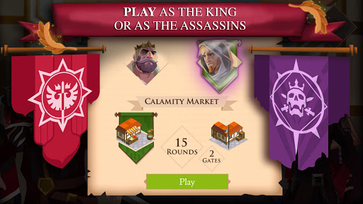 King and Assassins: The Board Game hack tool