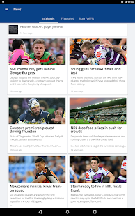 Rugby League Live- screenshot thumbnail