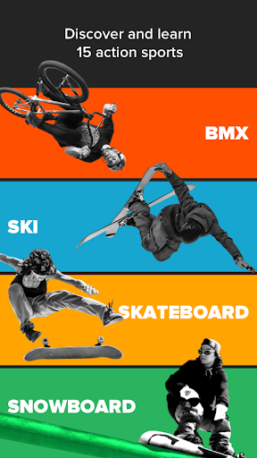 RIDERS – BMX, Skate, Scooter 3.10.0 screenshots 1