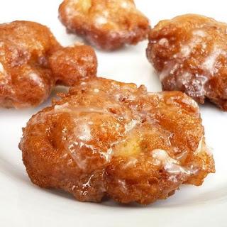 Apple Fritters for Breakfast?