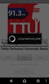إذاعة جامعة الطفيلة التقنية Apk Download Free for PC, smart TV