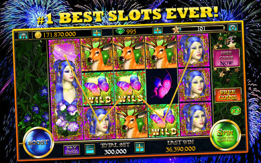 Slots™ Buffalo King - Free Casino Slot Machines 5.6 screenshots n 3