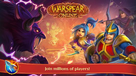 Warspear Online (MMORPG, MMO) v5.5.1