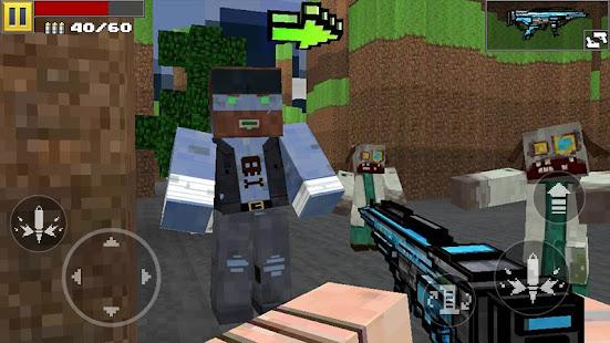 Pixel Shooting 3D Mod
