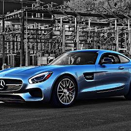 Mercedes by JEFFREY LORBER - Transportation Automobiles ( rust 'n chrome, car photo, mercedes, caffeine & exotics, amg, lorberphoto )
