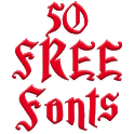 Fonts for FlipFont 50 10 icon