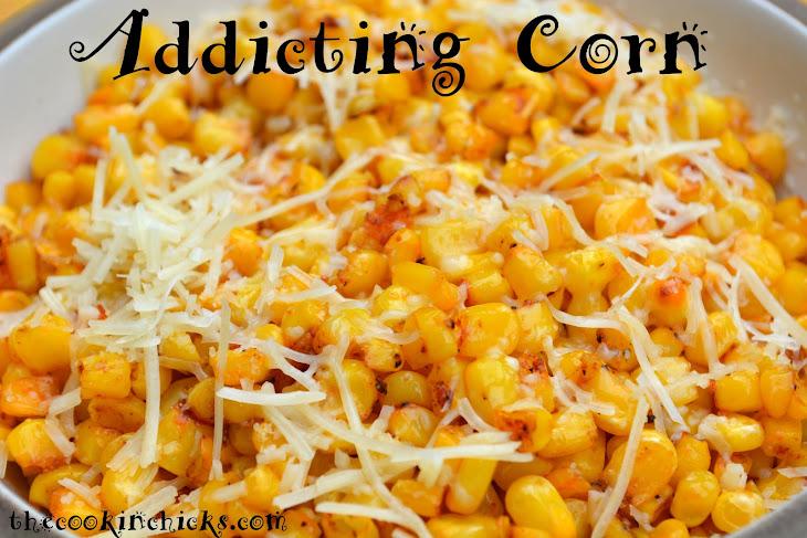 Addicting Corn!! Recipe