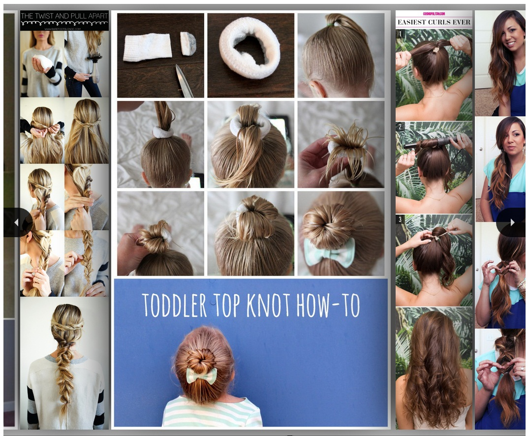 Groovy Easy Little Girl Hairstyles Android Apps On Google Play Short Hairstyles Gunalazisus