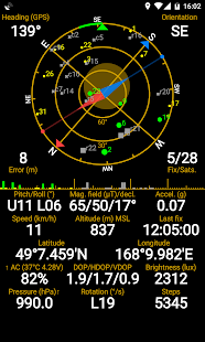 GPS Status PRO - (legacy key)- screenshot thumbnail