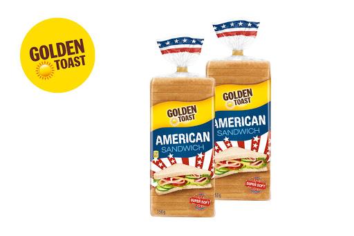 Bild für Cashback-Angebot: GOLDEN TOAST American Sandwich 750g - Lieken