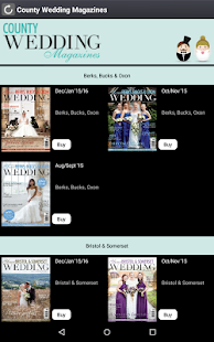 County Wedding Magazines- screenshot thumbnail